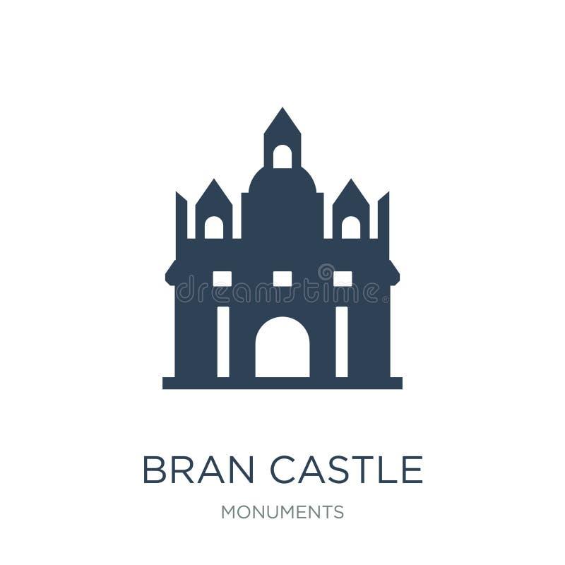 icono del castillo del salvado en estilo de moda del diseño icono del castillo del salvado aislado en el fondo blanco icono del v libre illustration