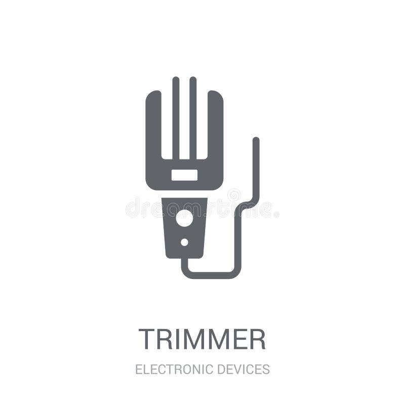 icono del condensador de ajuste  stock de ilustración