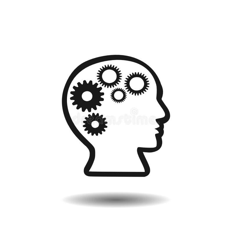 Icono del conocimiento, muestra, el mejor ejemplo 3D libre illustration