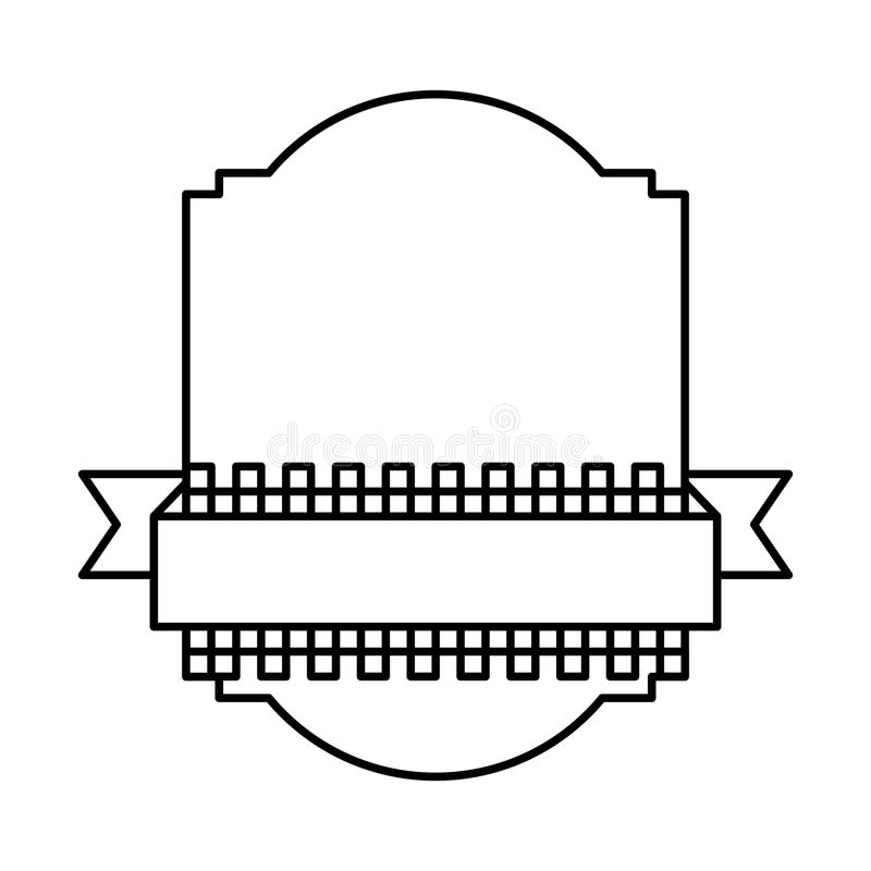 Icono del emblema del servicio del taxi ilustración del vector