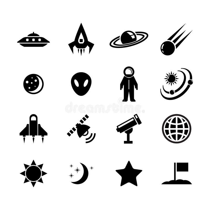 Icono del espacio libre illustration
