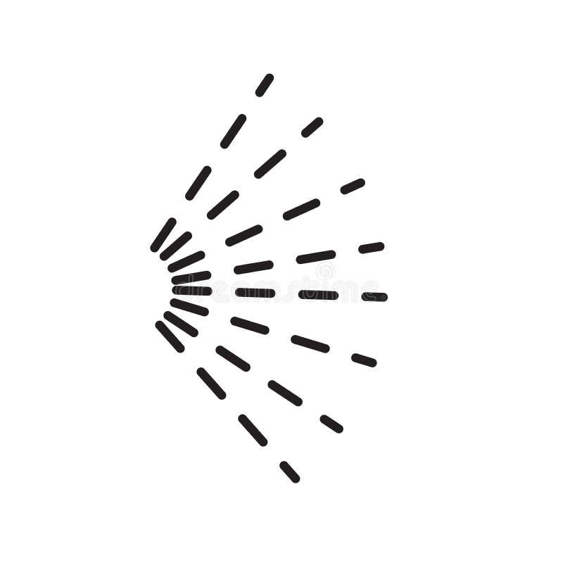Icono del espray - icono del vector del rociador del aerosol - ejemplo con el mul libre illustration