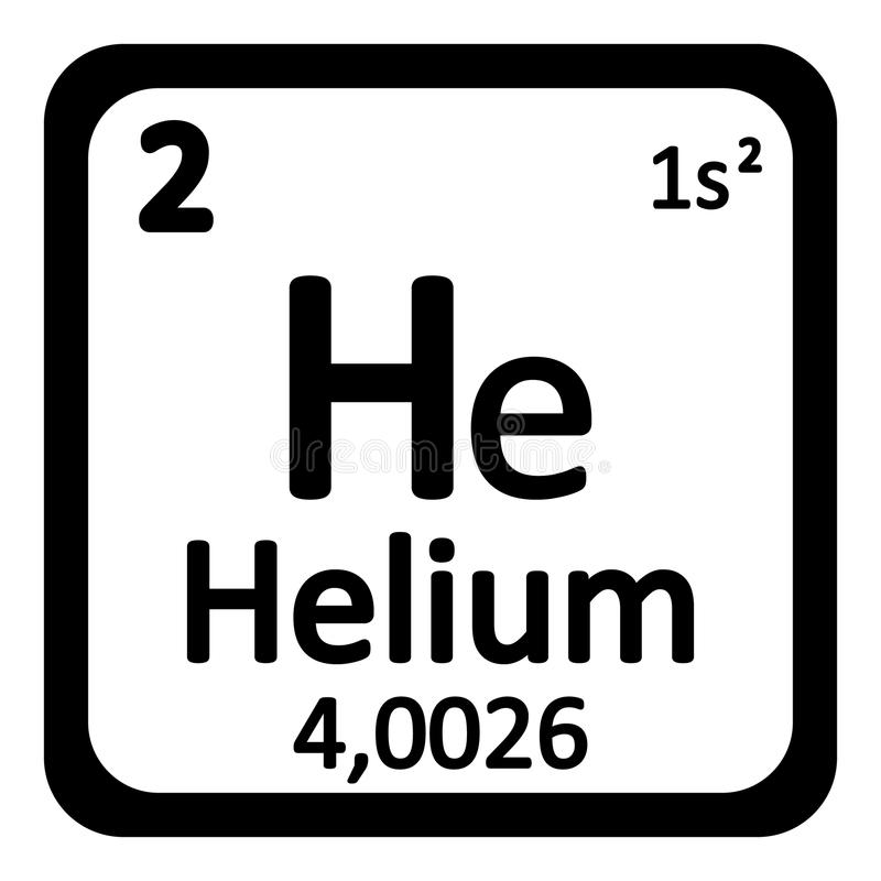 Icono del helio del elemento de tabla peridica stock de ilustracin download icono del helio del elemento de tabla peridica stock de ilustracin ilustracin de ilustracin urtaz Images
