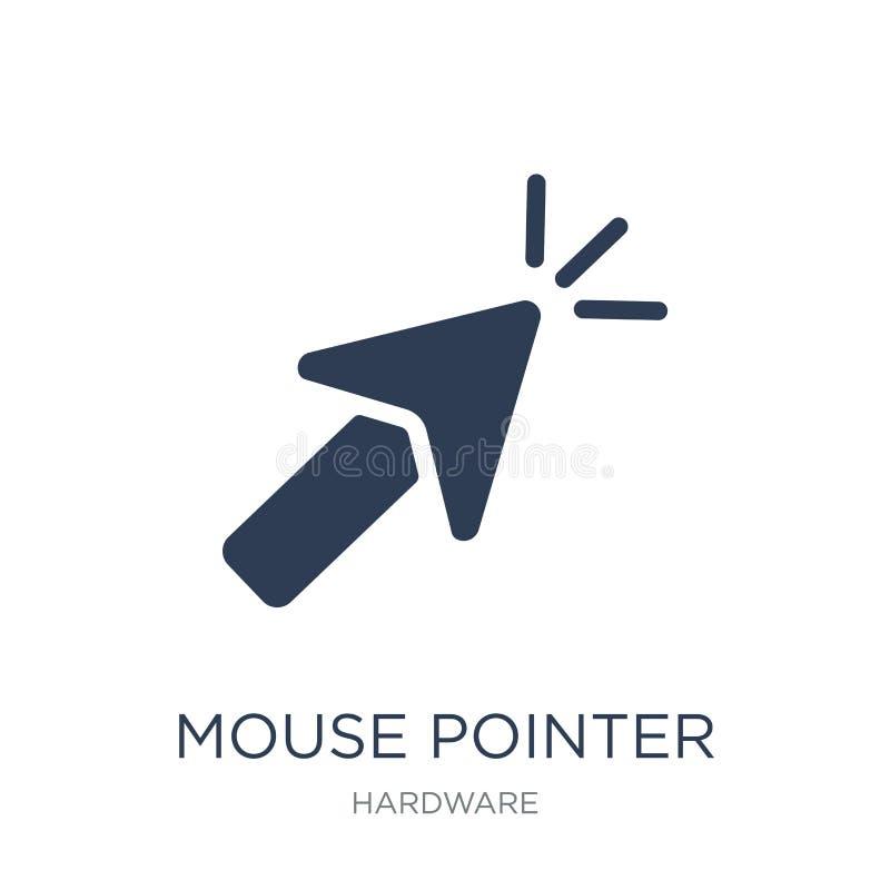 Icono del indicador de ratón  libre illustration