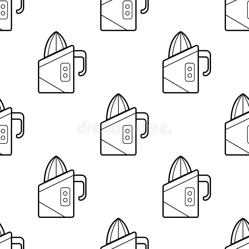 Icono del Juicer Elemento del icono de los dispositivos para los apps móviles del concepto y del web Icono inconsútil del juicer  libre illustration