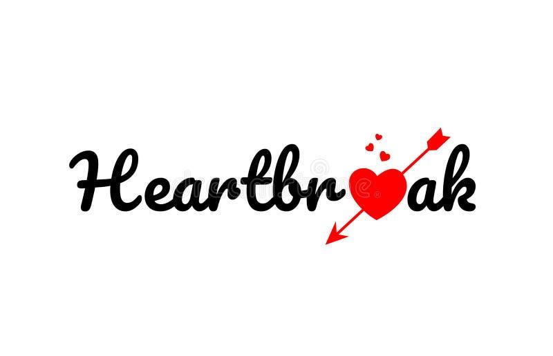 icono del logotipo del diseño de la tipografía del texto de la palabra de la angustia ilustración del vector