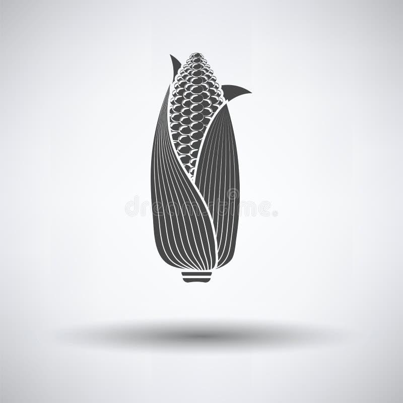 Icono del maíz ilustración del vector