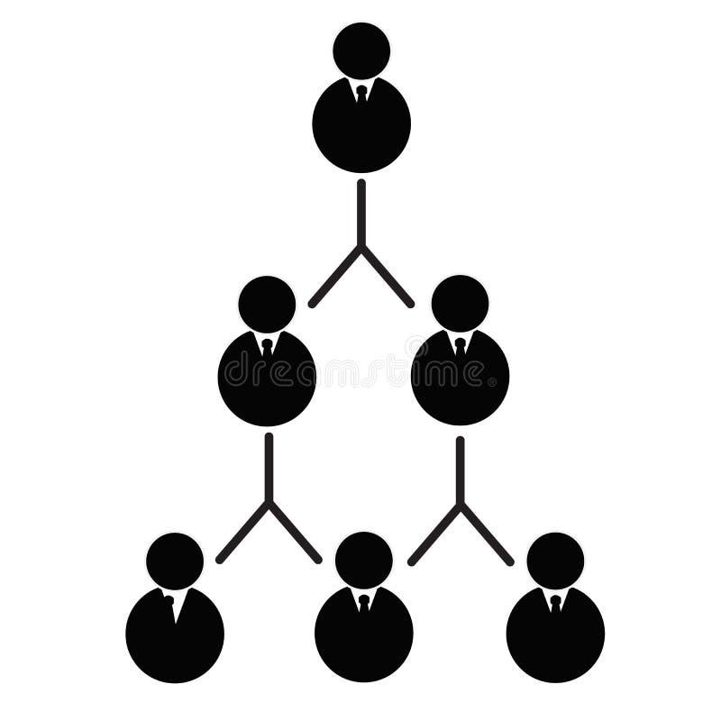 Icono del negocio en el fondo blanco Estilo plano muestra para su diseño del sitio web, logotipo, app, UI del equipo elemento del stock de ilustración