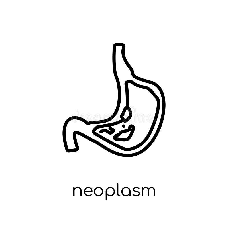 Icono del neoplasma  libre illustration