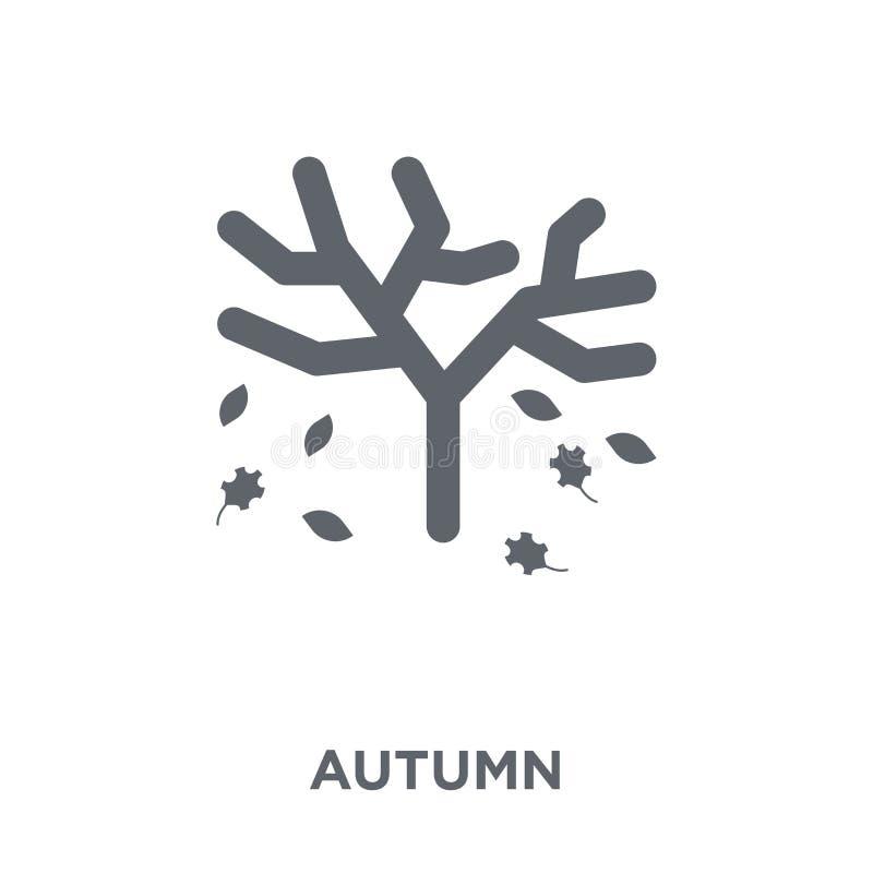 Icono del otoño de la colección libre illustration