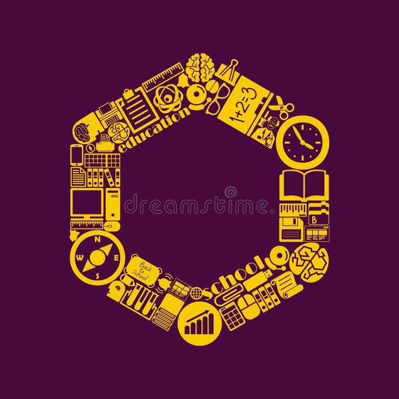 Icono del polígono libre illustration