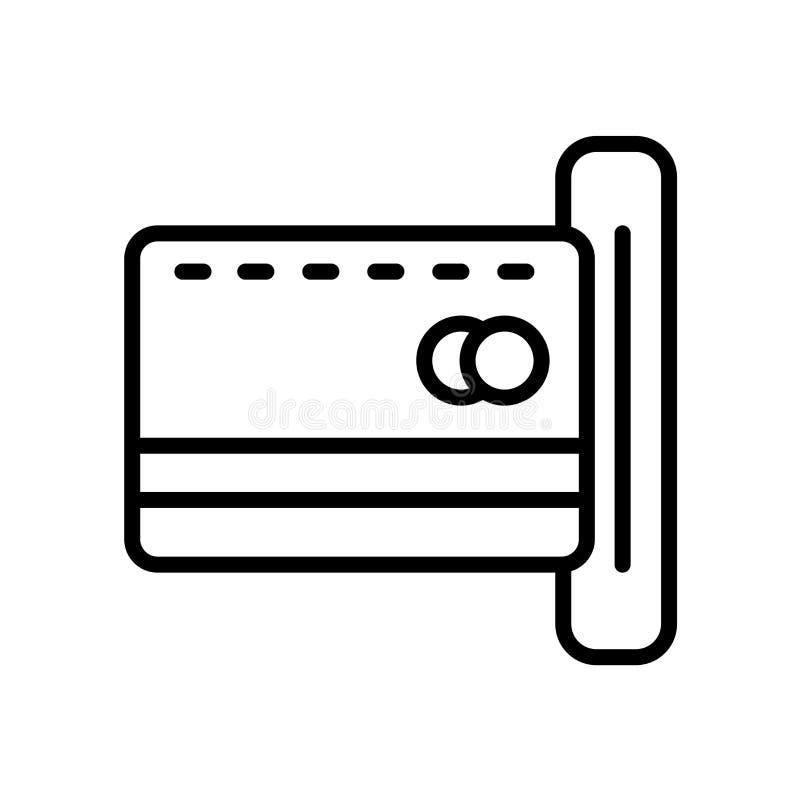 icono del rescate aislado en el fondo blanco stock de ilustración