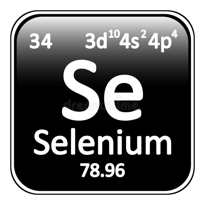 Icono del selenio del elemento de tabla peridica stock de download icono del selenio del elemento de tabla peridica stock de ilustracin imagen 79459005 urtaz Gallery