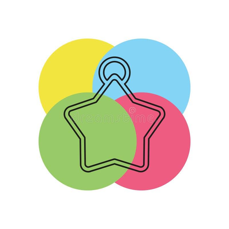 icono del sello de la certificación - insignia del premio, certificado libre illustration