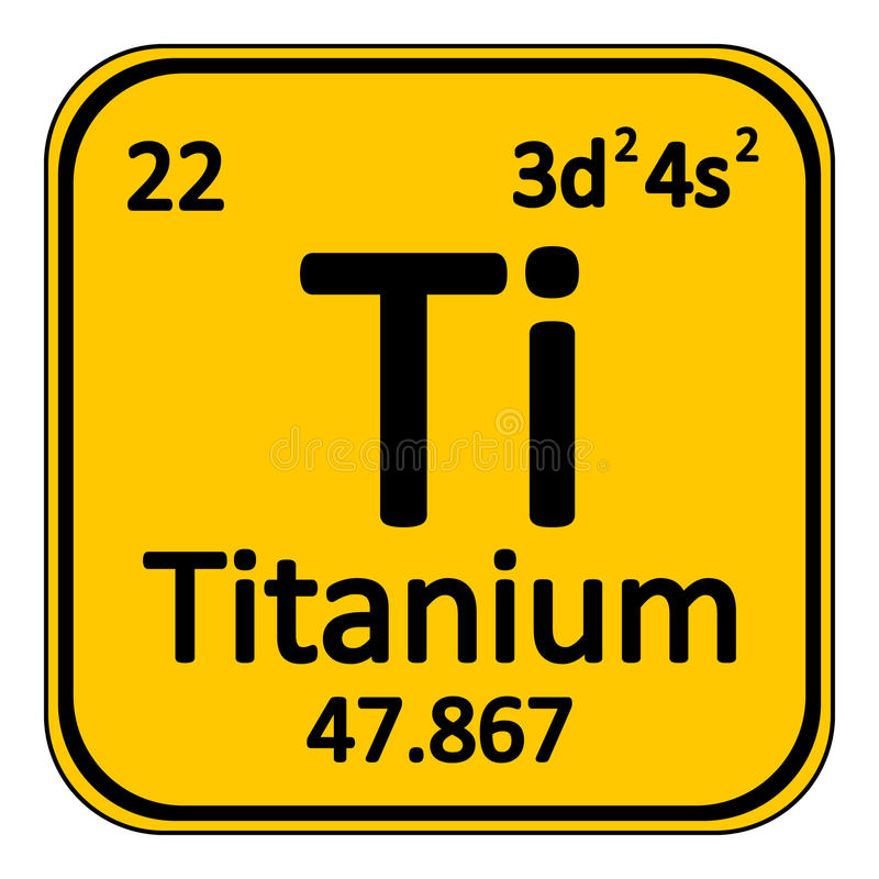 Icono del titanio del elemento de tabla peridica stock de download icono del titanio del elemento de tabla peridica stock de ilustracin ilustracin de icono urtaz Choice Image