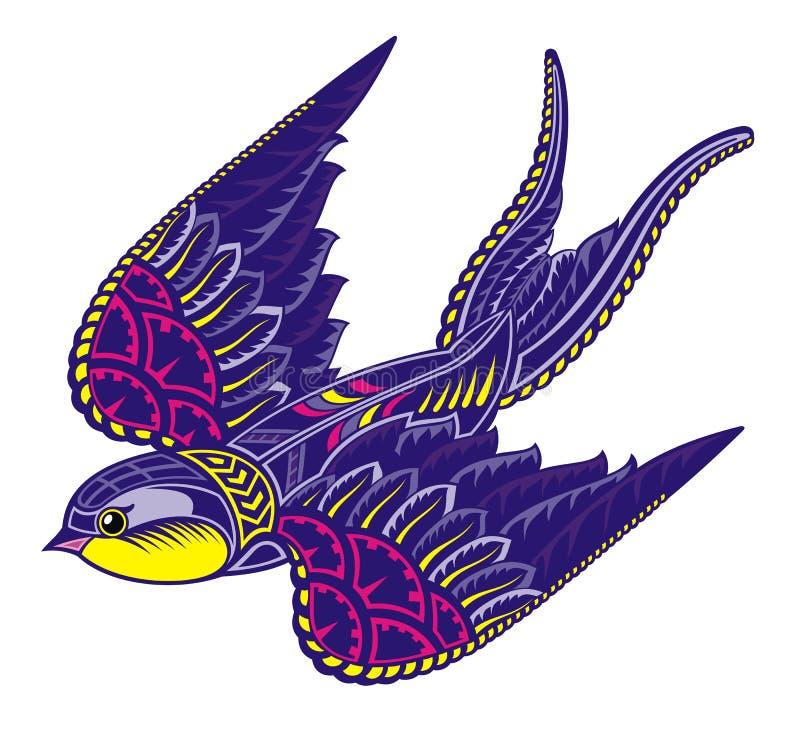 Icono del trago stock de ilustración