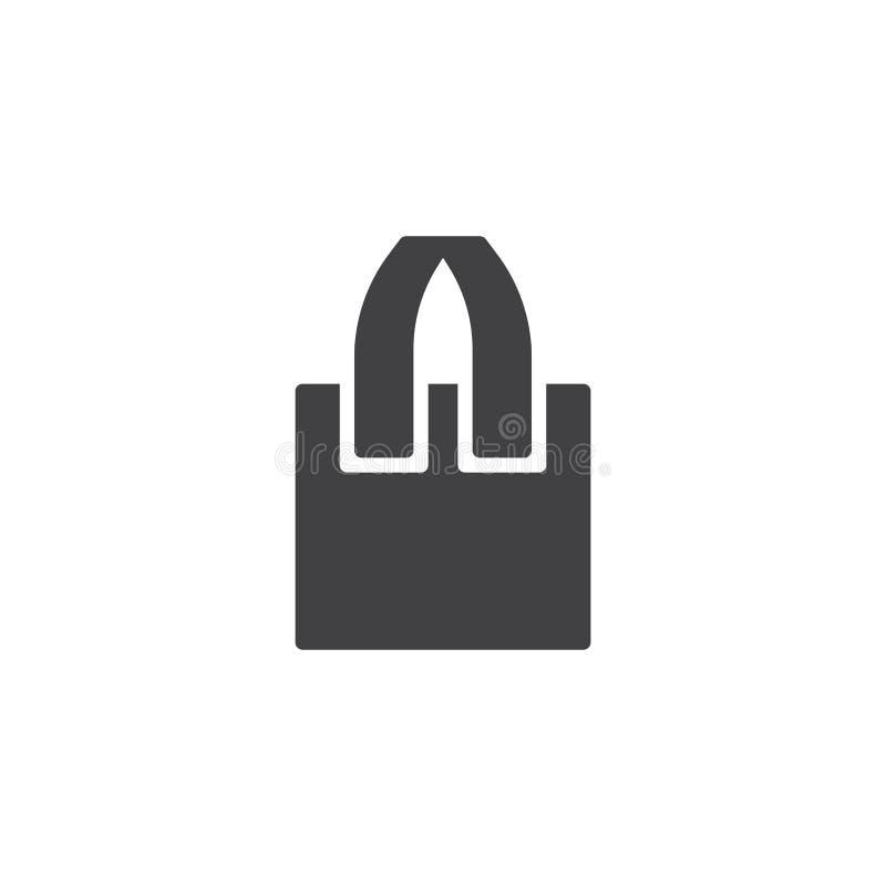 Icono del vector del bolso libre illustration