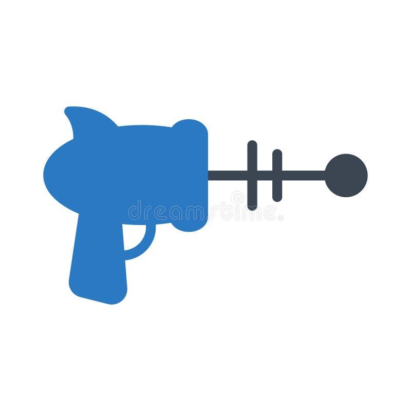 Icono del vector del color del glyph del arenador libre illustration