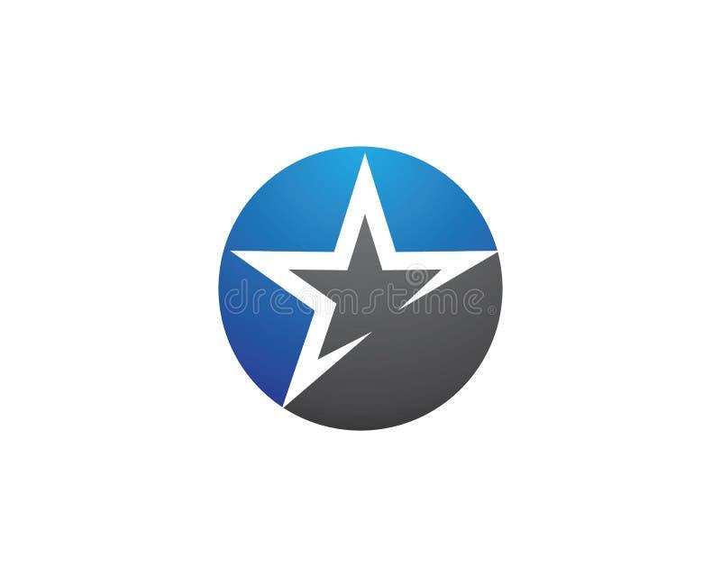 Icono del vector de la estrella stock de ilustración