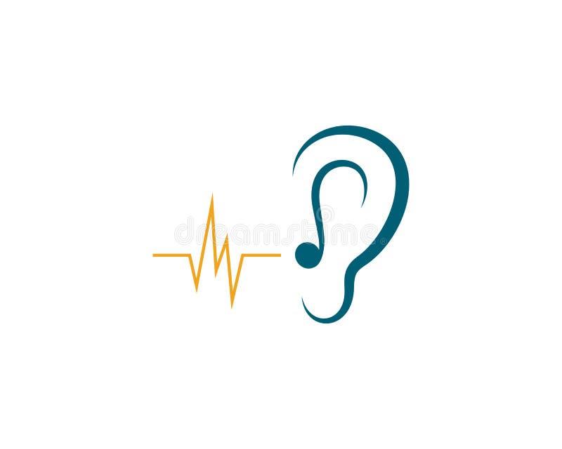 Icono del vector de Logo Template de la audiencia libre illustration