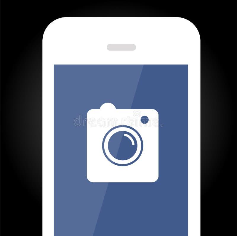 Download Icono Del Vector De Smartphone Ilustración del Vector - Ilustración de ilustración, blank: 44855043