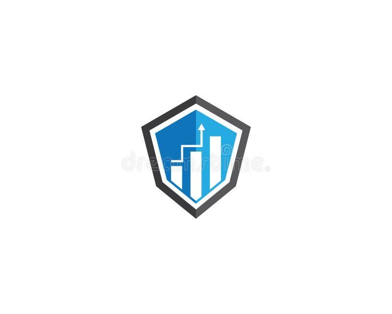 Icono del vector del negocio ilustración del vector