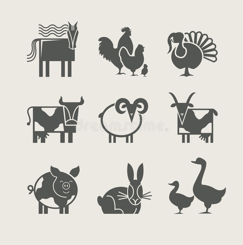 Icono determinado del animal casero