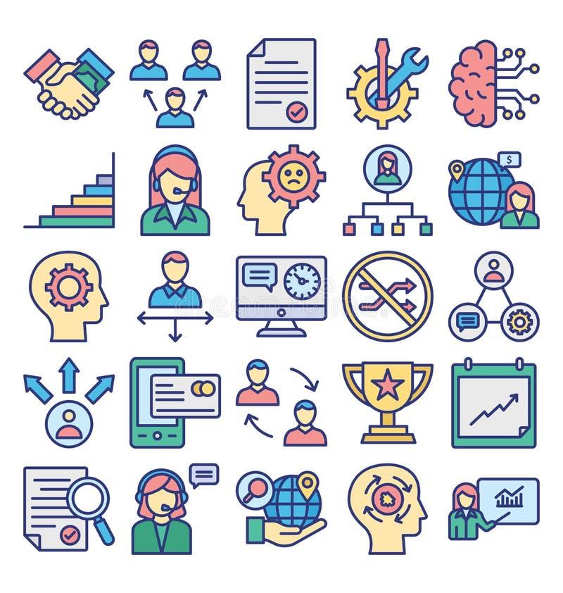 Icono editable del vector del comercio del negocio del icono del vector del comercio del negocio editable libre illustration