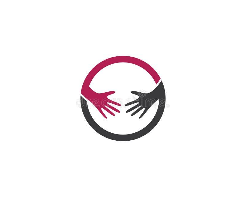 Icono embarazada del vector stock de ilustración