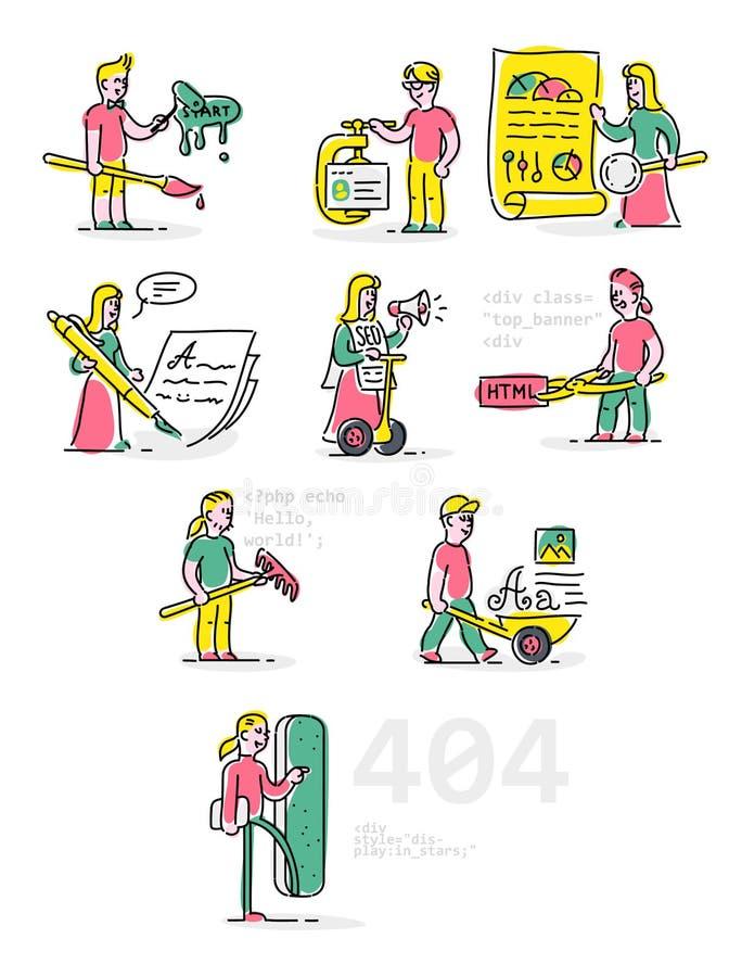 Icono en el estilo de la historieta Objeto aislado en el backgr blanco libre illustration