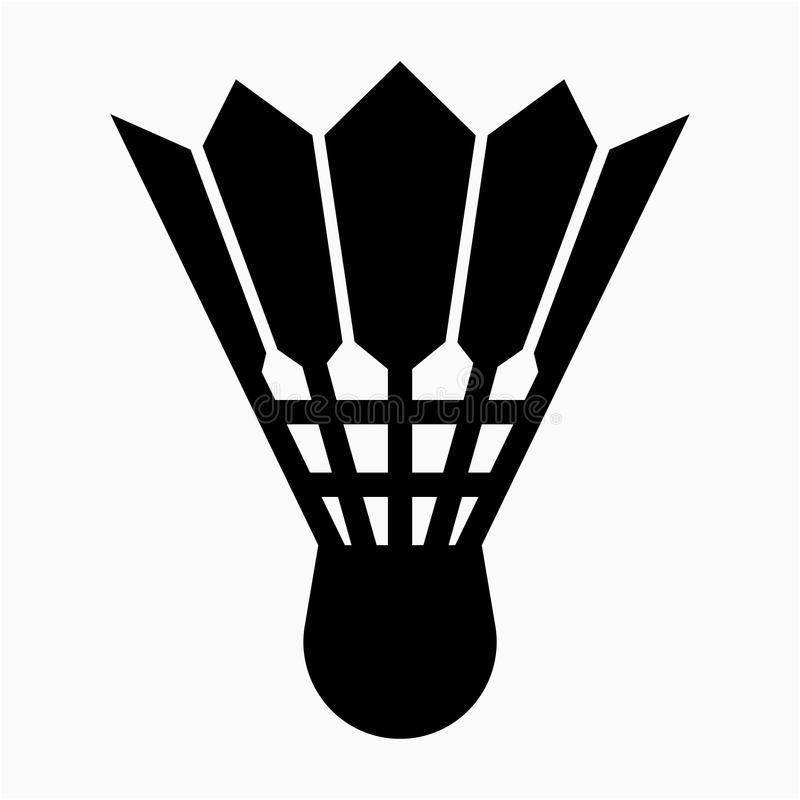 Icono hermoso del vector de la bola del volante del Glyph ilustración del vector