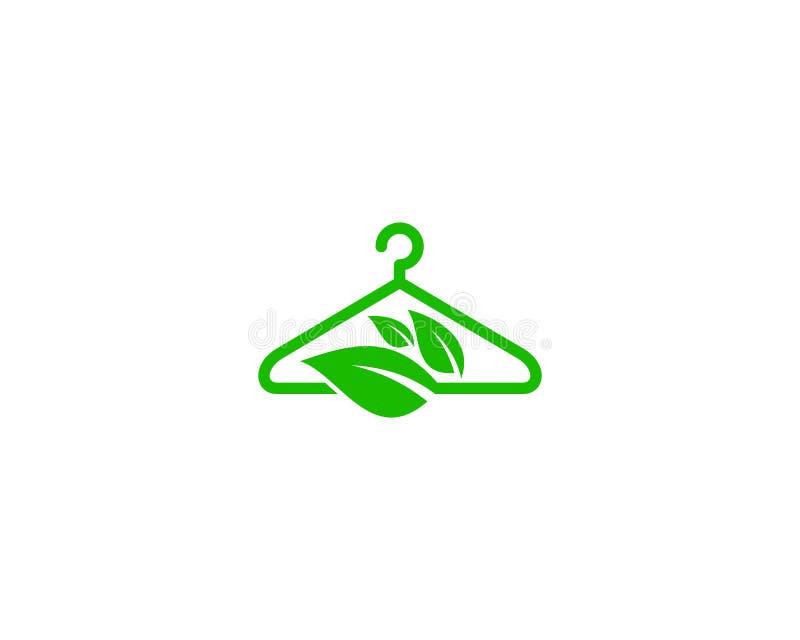 Icono Logo Design Element del lavadero de Eco de la naturaleza libre illustration