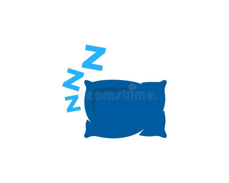Icono Logo Design Element del sueño ilustración del vector