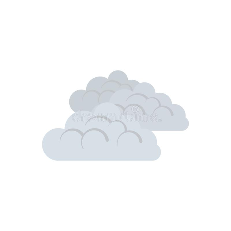 Icono nublado libre illustration