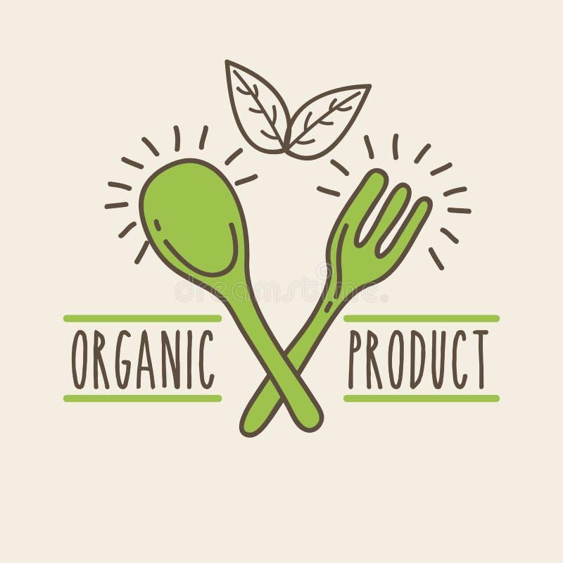 Icono orgánico del fondo libre illustration