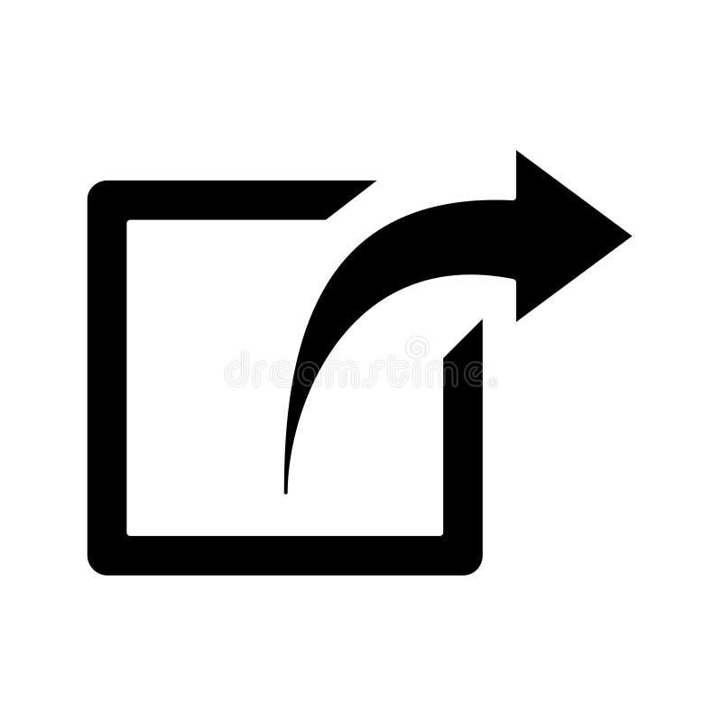 Icono plano del vector para el dise?o web libre illustration
