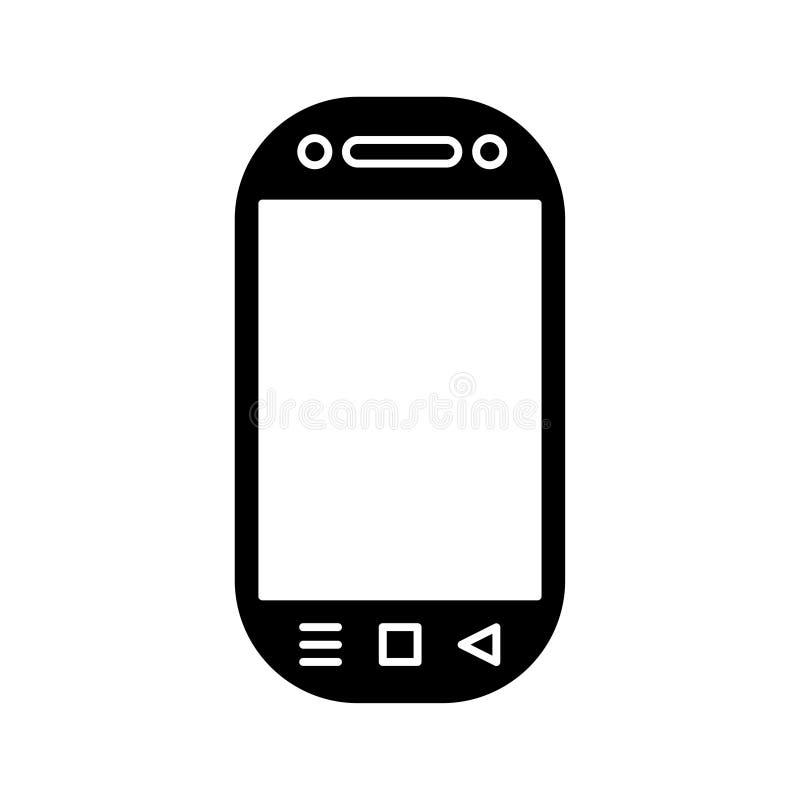 Icono plano del vector para el dise?o web ilustración del vector