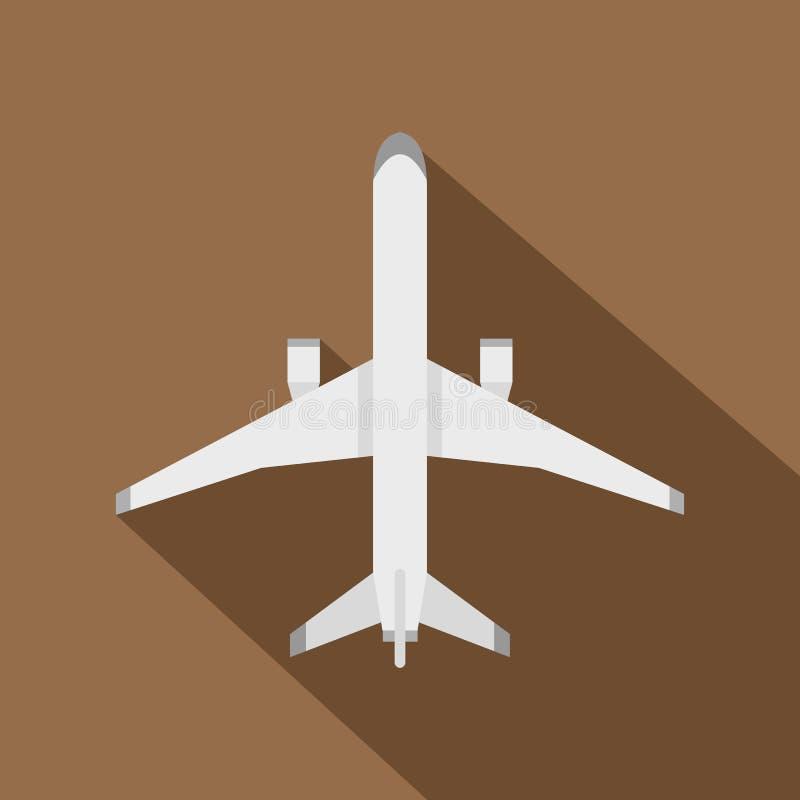 Icono plano, estilo plano ilustración del vector