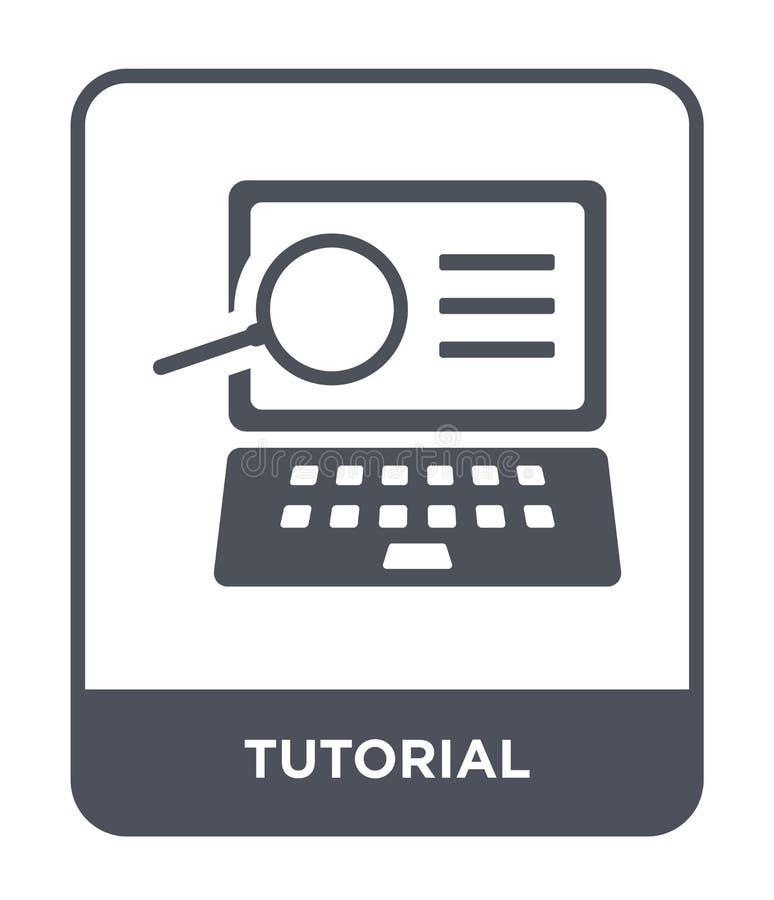 icono preceptoral en estilo de moda del diseño icono preceptoral aislado en el fondo blanco plano simple y moderno del icono prec stock de ilustración