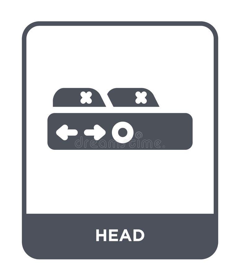 icono principal en estilo de moda del diseño icono principal aislado en el fondo blanco símbolo plano simple y moderno del icono  ilustración del vector