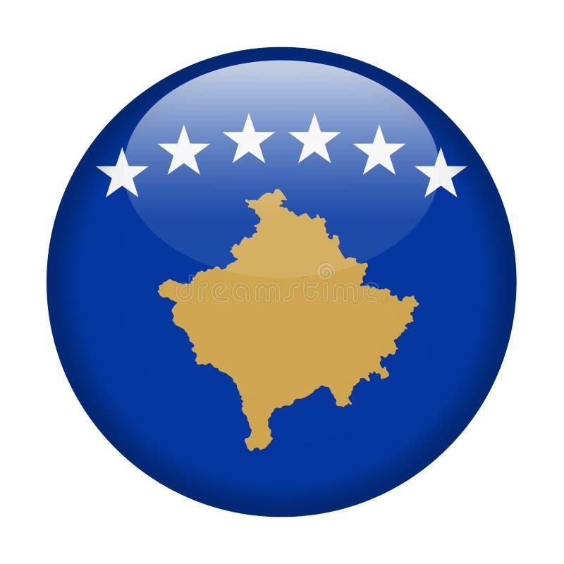 Icono Redondo Del Vector De La Bandera De Kosovo Stock de ilustración -  Ilustración de bandera, independencia: 114789325