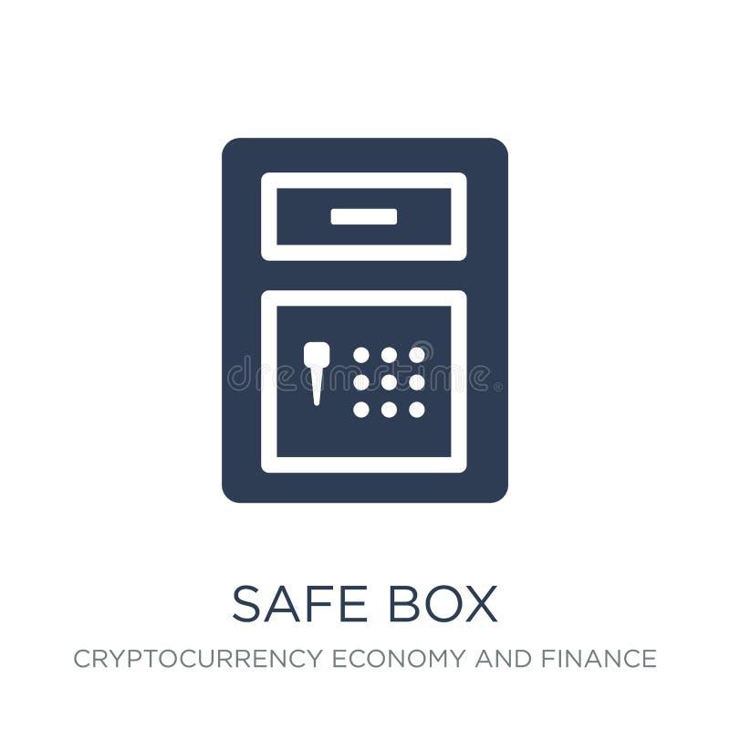 Icono seguro de la caja  libre illustration