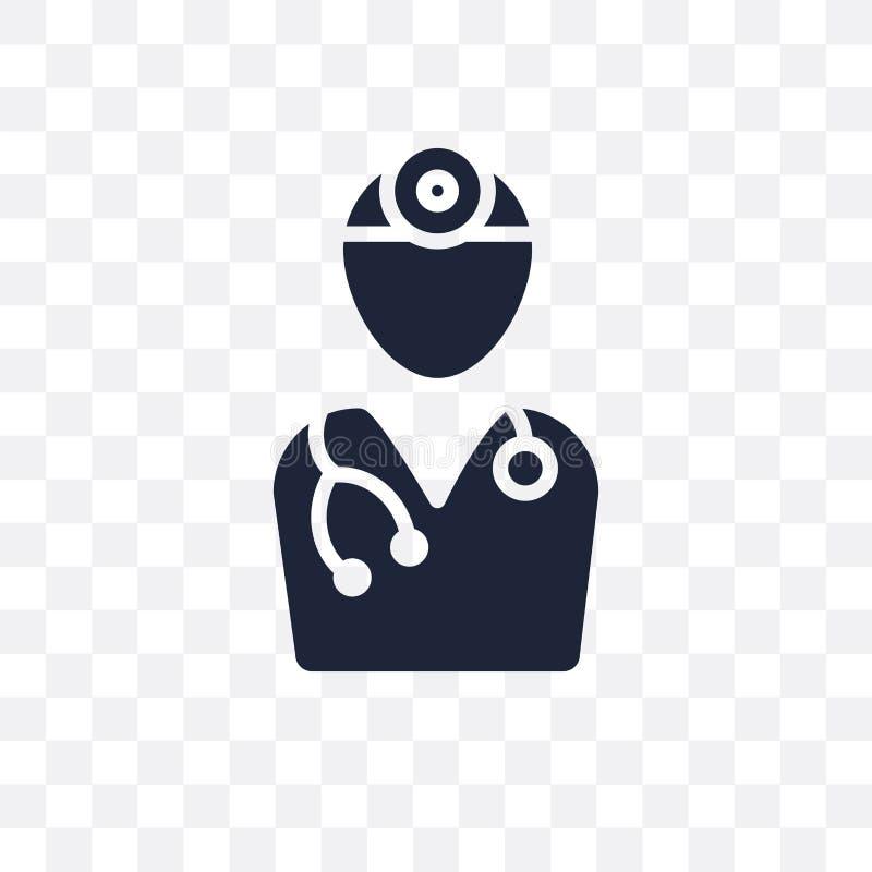 Icono transparente de las drogas Diseño del símbolo de las drogas de la salud y del medi ilustración del vector