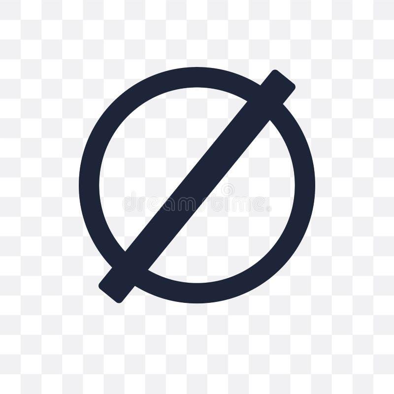 icono transparente del ateísmo diseño del símbolo del ateísmo de la religión co libre illustration