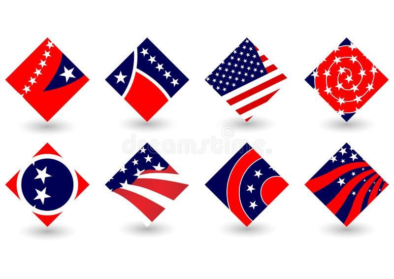 Iconos de la elección libre illustration