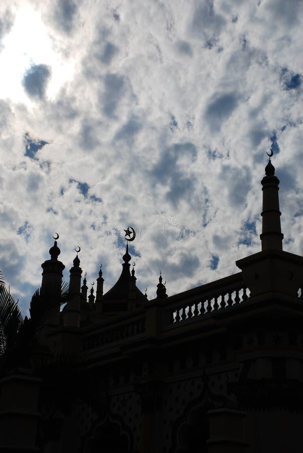 Iconos de la religi?n - Islam 1 imagen de archivo libre de regalías