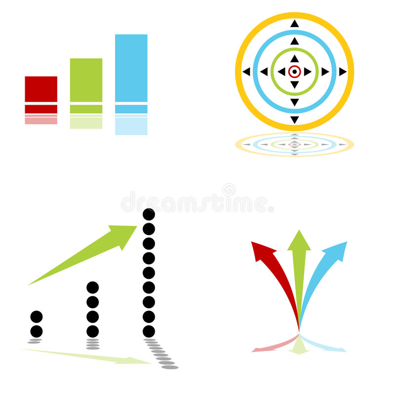 Iconos expansivos libre illustration