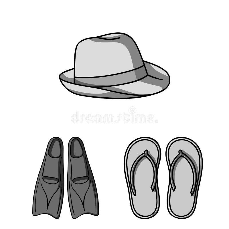 Iconos monocromáticos que practican surf y extremos en la colección del sistema para el diseño Web de la acción del símbolo del v libre illustration