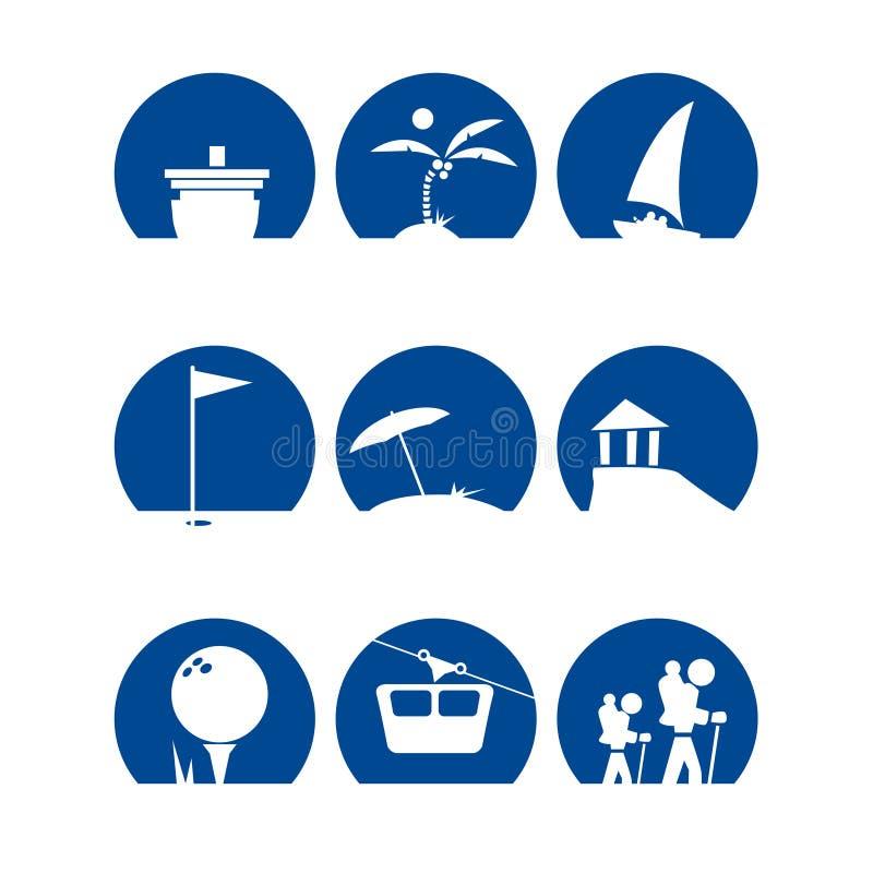 iconoshols1 illustration stock