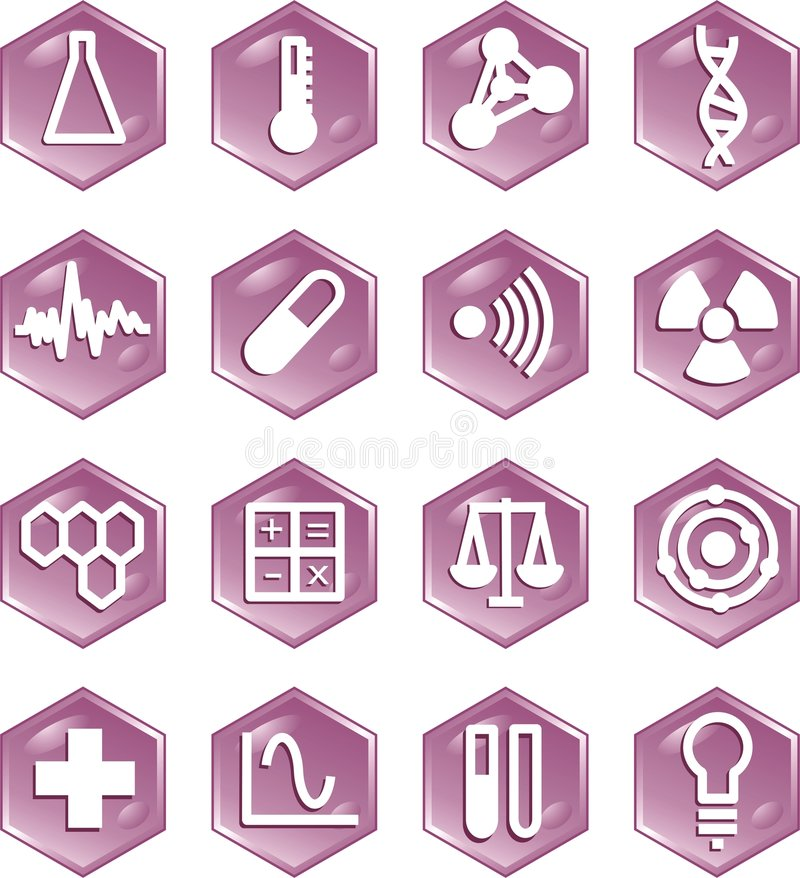 Icons 1 vector illustration